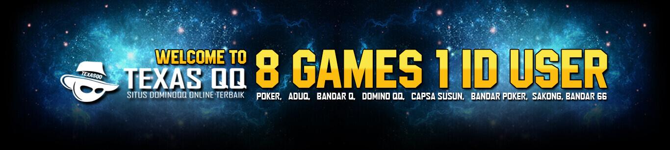 TexasQQ: Poker Online Resmi | Judi Online 2020 | QQ online